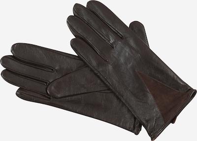 NÜMPH Fingerhandschuhe 'Breana ' in dunkelbraun, Produktansicht