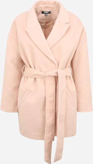 Missguided Petite Mantel in champagner, Produktansicht
