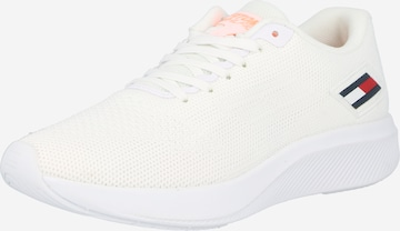 Tommy Sport Athletic Shoes in White