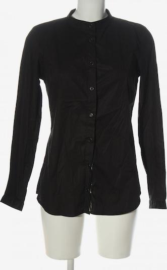 Emily Hemd-Bluse in S in schwarz, Produktansicht