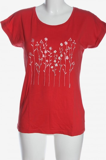 ARMEDANGELS Print-Shirt in S in rot, Produktansicht