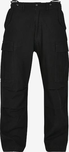 Brandit Карго панталон в черно, Преглед на продукта