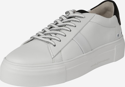 Kennel & Schmenger Sneakers low 'Big' in Black / White, Item view