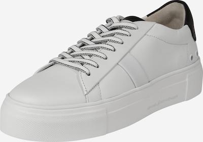 Kennel & Schmenger Matalavartiset tennarit 'Big' värissä musta / valkoinen, Tuotenäkymä
