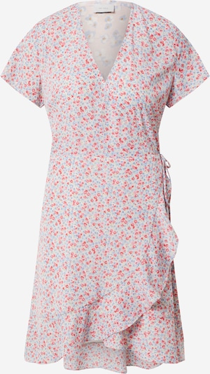 Rochie de vară 'Malta Rosy Garden Dress' Neo Noir pe albastru deschis / roz, Vizualizare produs