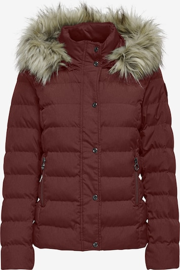 ONLY Winter Jacket 'Luna' in Cherry red, Item view