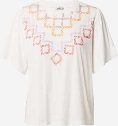Pimkie Shirt in de kleur Gemengde kleuren / Wit, Productweergave