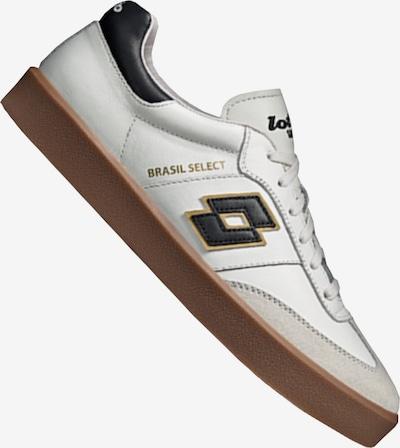 LOTTO Sneaker in schwarz / weiß, Produktansicht