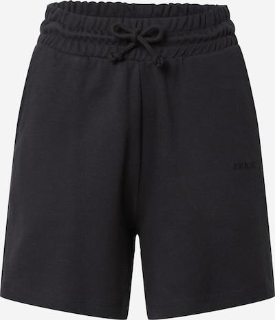 VERO MODA Pantalon 'PITCH' en noir, Vue avec produit