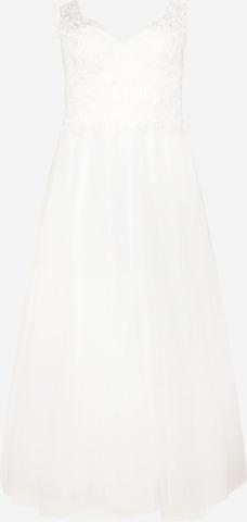 My Mascara Curves Kleid in Weiß