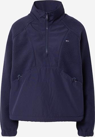 Tommy Jeans - Chaqueta polar 'OTTOMAN' en azul
