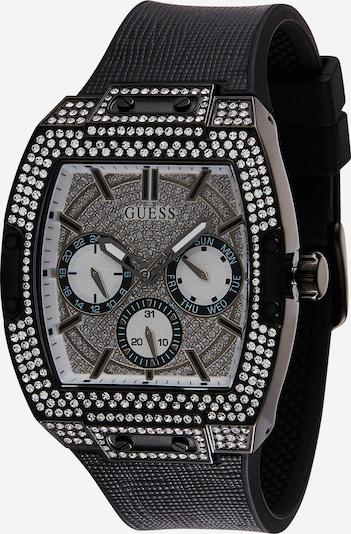 GUESS Analogové hodinky 'PHOENIX, GW0048G1' - černá / stříbrná, Produkt