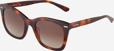Calvin Klein Sluneční brýle '21506S' - hnědá / kaštanově hnědá, Produkt
