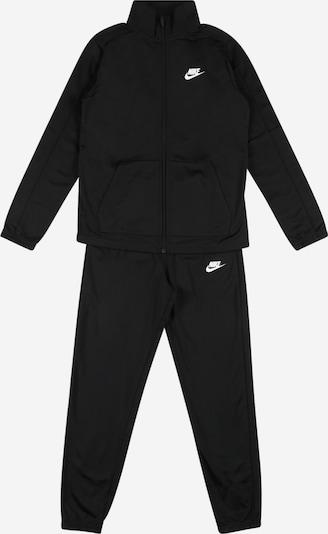 Trening Nike Sportswear pe negru / alb, Vizualizare produs