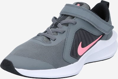 NIKE Zapatos deportivos 'Downshifter 10' en gris plateado / rosa, Vista del producto