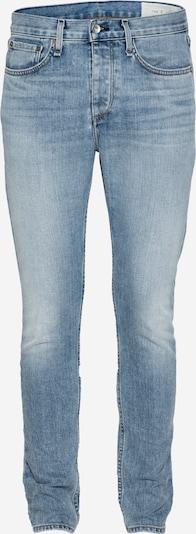 rag & bone Jeans in blue denim, Produktansicht