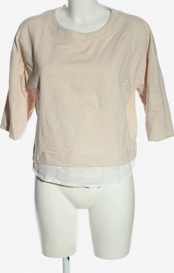 ONLY Sweatshirt in M in weiß / wollweiß, Produktansicht