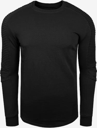 Rusty Neal Sweatshirt in schwarz, Produktansicht