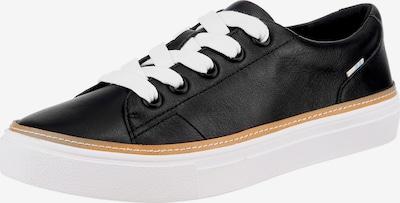 Sneaker low 'ALEX' TOMS pe negru, Vizualizare produs
