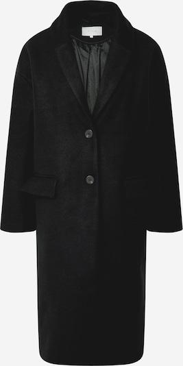 VILA Manteau mi-saison en noir, Vue avec produit