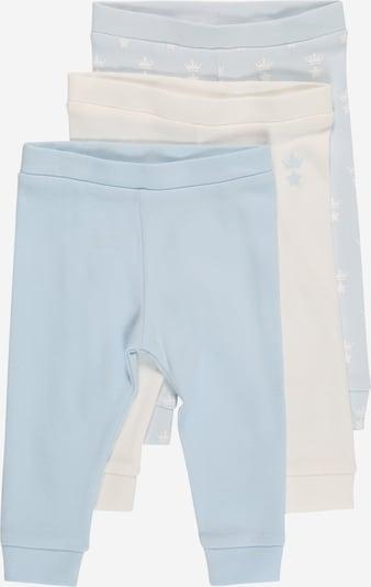River Island Legginsy w kolorze beżowy / jasnoniebieski / białym, Podgląd produktu