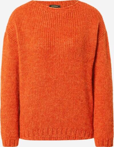 MORE & MORE Sweater 'Fluffy' in Dark orange, Item view