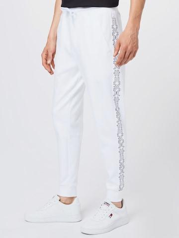 HUGO Spodnie 'Daky213' w kolorze biały