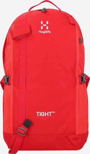 Haglöfs Wanderrucksack in rot, Produktansicht