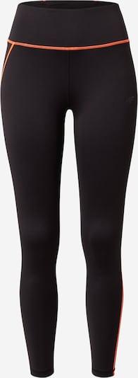 4F Sportbroek in de kleur Sinaasappel / Zwart, Productweergave