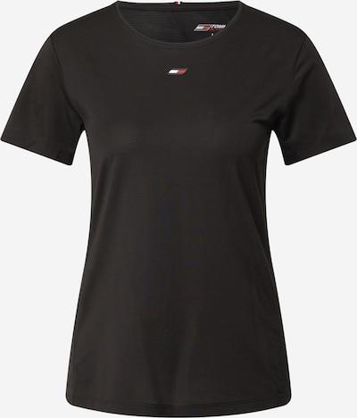 Tricou funcțional Tommy Sport pe negru, Vizualizare produs