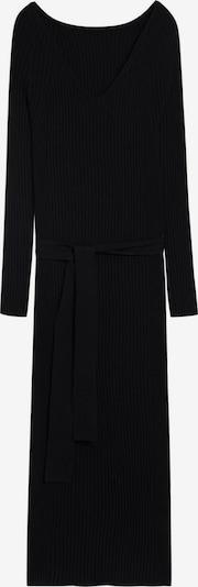 MANGO Obleka 'Goleta' | črna barva, Prikaz izdelka