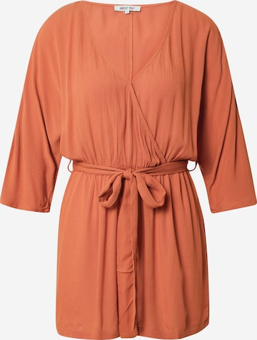 ABOUT YOU Jumpsuit 'Jasmin' in Orange