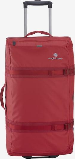 EAGLE CREEK Sac de voyage en rouge, Vue avec produit