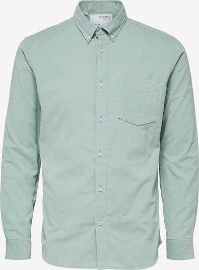 SELECTED HOMME Camisa 'Oscar' en verde pastel, Vista del producto