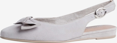 TAMARIS Strap ballerina in Light grey, Item view