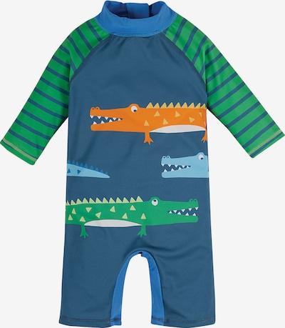Frugi Schwimmanzug in blau / mischfarben, Produktansicht