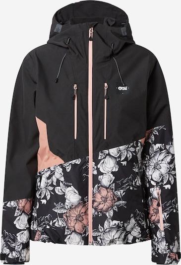 Laisvalaikio striukė iš Picture Organic Clothing , spalva - rožių spalva / juoda / balta, Prekių apžvalga