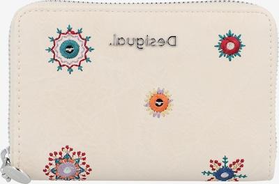 Desigual Porte-monnaies 'JULY' en crème / mélange de couleurs, Vue avec produit