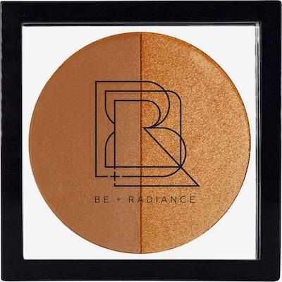 BE + Radiance Puder + Highlighter 'Set + Glow Probiotic' in dunkelbeige / gold, Produktansicht