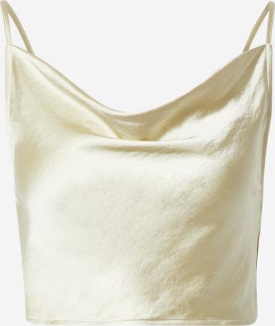 Top 'Nele' LeGer by Lena Gercke di colore oro, Visualizzazione prodotti