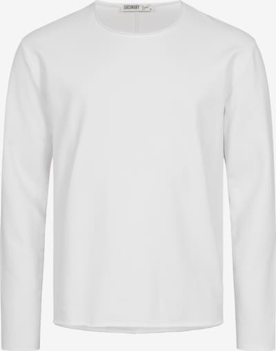 Ordinary Truffle Pullover 'KILIAN' in weiß, Produktansicht