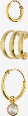 Bijou piercing Six en or