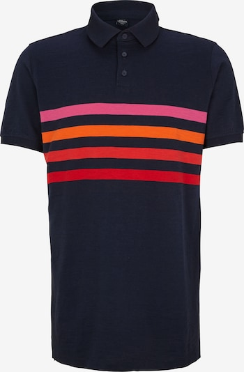 s.Oliver Men Tall Sizes Poloshirt in dunkelblau, Produktansicht