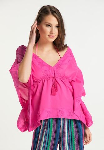 IZIA Top in Pink