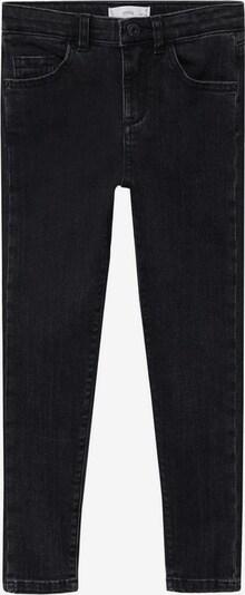 MANGO KIDS Jeans in black denim, Produktansicht