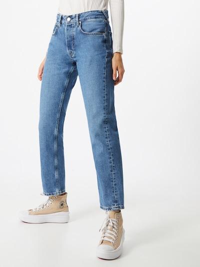 Džinsai 'Dua 10' iš Pepe Jeans , spalva - tamsiai (džinso) mėlyna, Modelio vaizdas