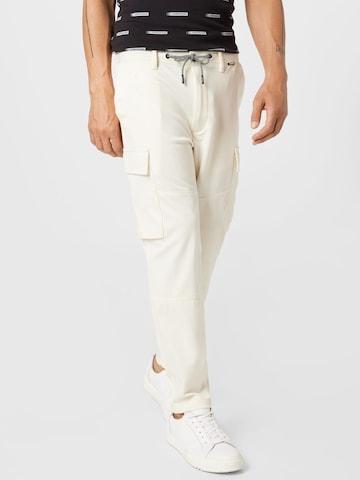 Calvin Klein Cargo Pants in Beige