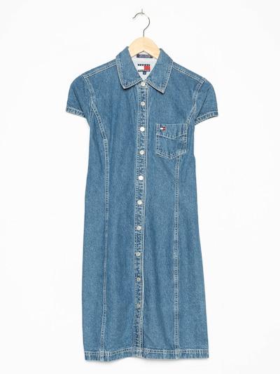 TOMMY HILFIGER Jeanskleid in S-M in blue denim, Produktansicht