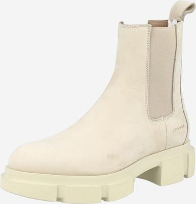 Copenhagen Chelsea Boots en beige, Vue avec produit