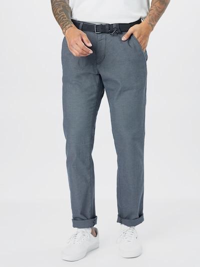 TOM TAILOR DENIM Pantalón chino en azul, Vista del modelo